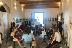 Prove Orchestra internazionale dei giovani